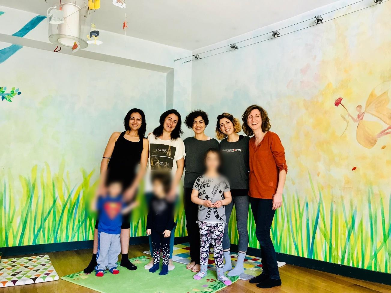 Mi.La Comunicazione - Wellness MiLaGiocainGiardino: LAB per genitori e bambini 1