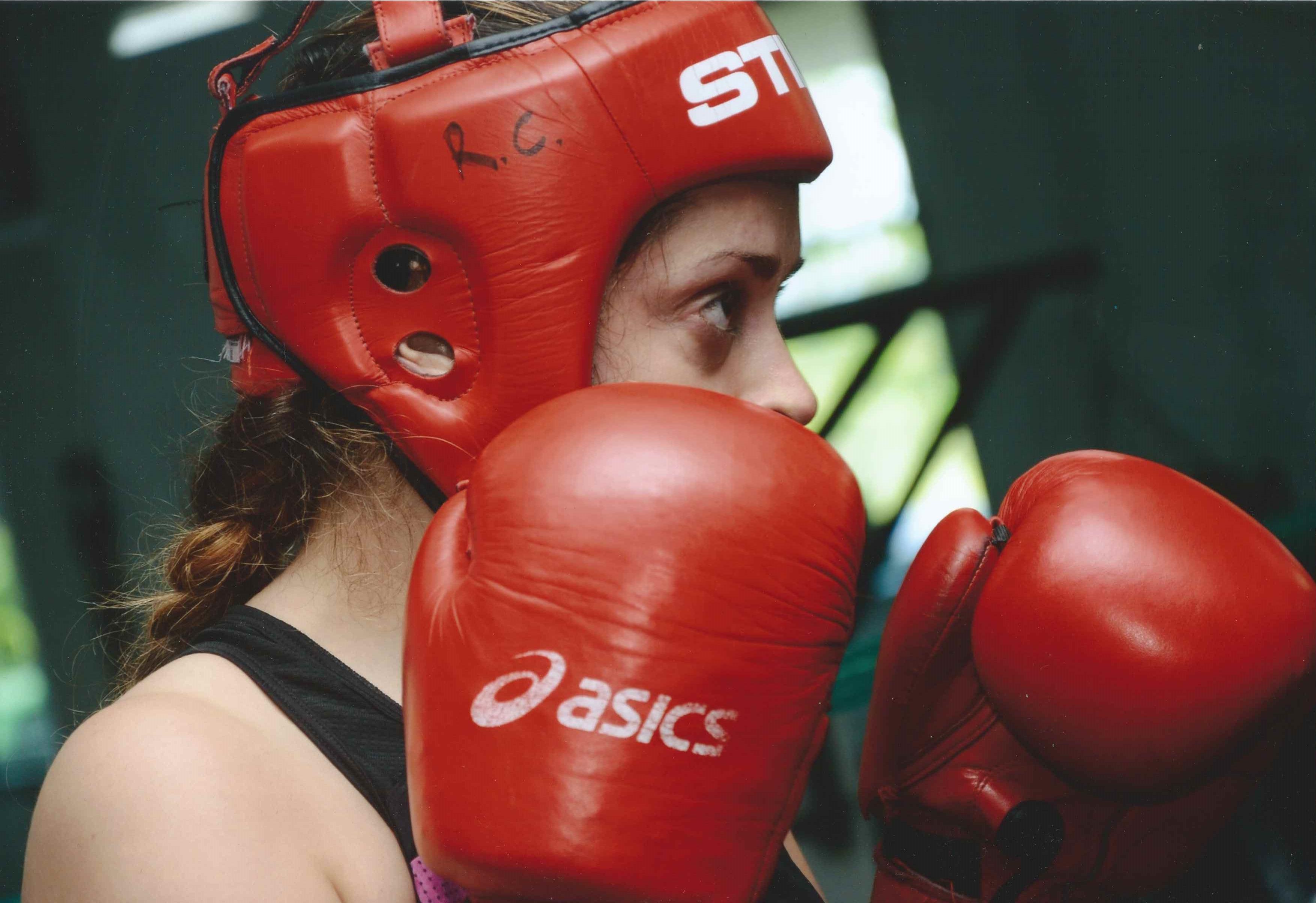 Mi.La Comunicazione - Wellness Diario di una boxer 1