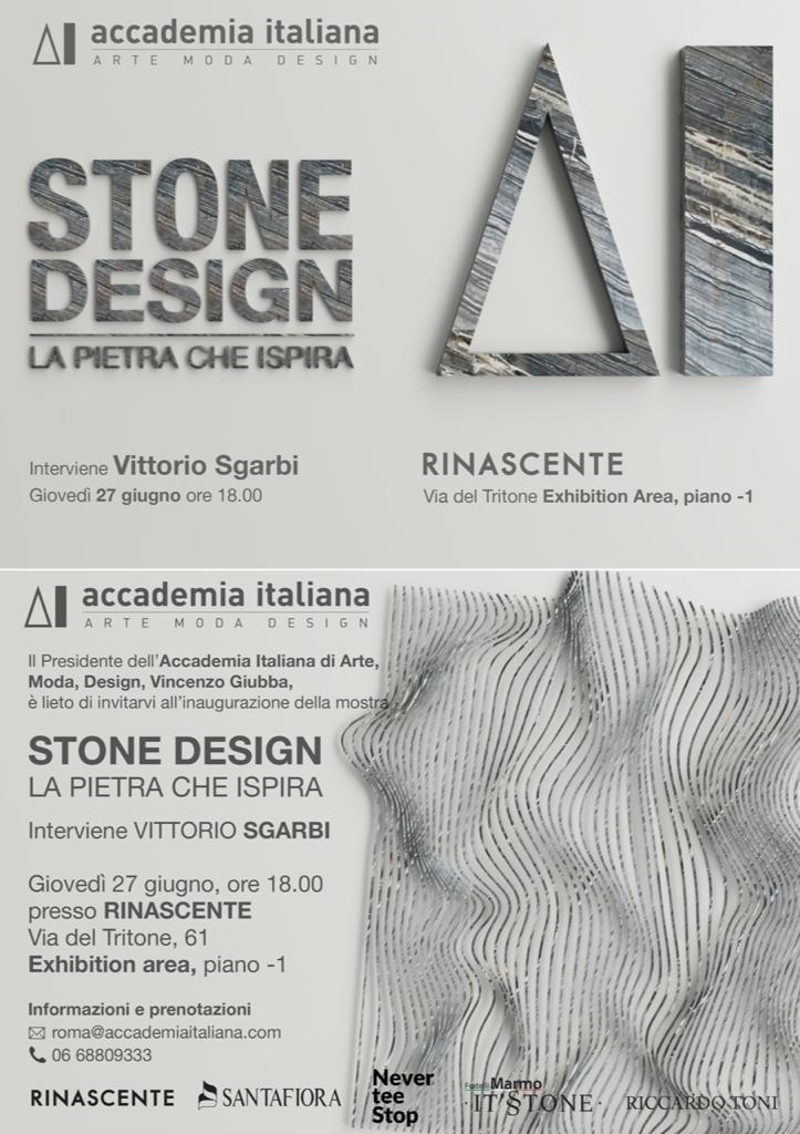 Mi.La Comunicazione - Fashion Stone: la pietra ispira la moda e il design 1