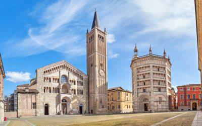 """Quella voglia matta di visitare la """"camera di San Paolo"""" a Parma"""