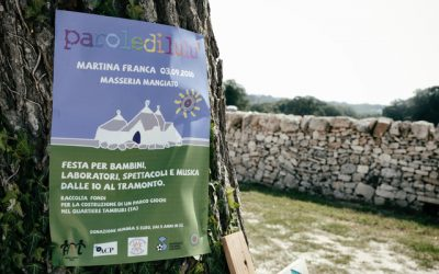 La Puglia segue la strada la strada dell'arcobaleno